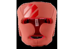 (UFC PRO Tonal Боксерский шлем красный, размер M)