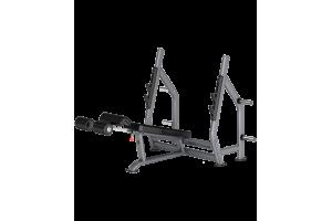 Скамья для жима с отрицательным углом наклона Hasttings Digger HD006-4