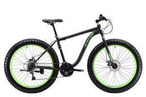 Велосипед Black One Monster 26 D (2017)
