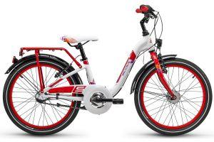 Велосипед Scool chiX 20 3sp (2018)