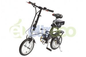 Велосипед Eltreco Green City Smart (2011)