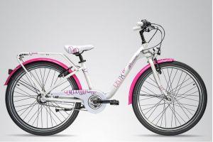 Велосипед Scool chiX Pro 24 3sp (2015)