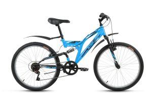 Велосипед Forward Altair MTB FS 24 (2017)