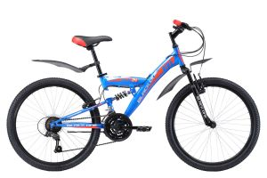 Велосипед Black One Ice FS 24 (2017)