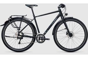 Велосипед Cube Travel Exc (2017)