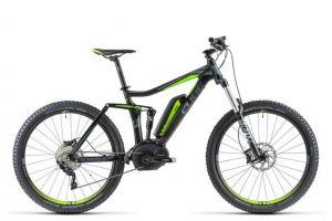 Велосипед Cube Stereo 140 Hybrid Pro 27.5 (2014)