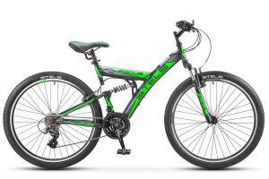 Велосипед Stels Focus V 18sp V030 (2017)