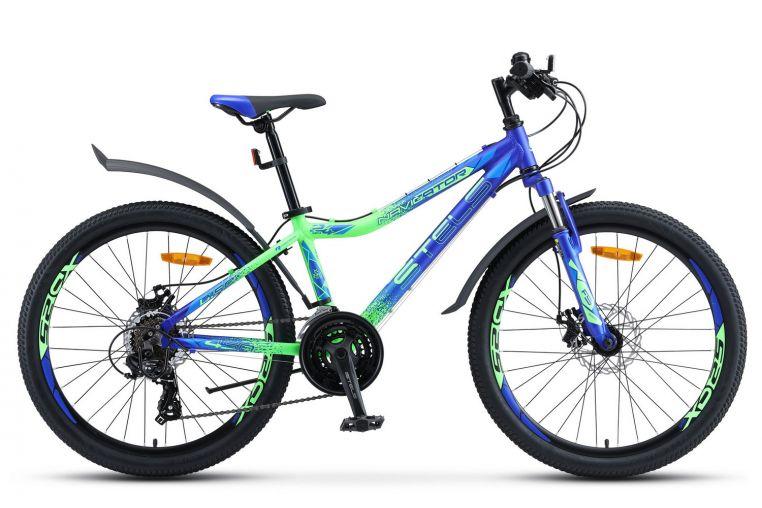 Велосипед Stels Navigator 450 MD 24 V030 (2020)