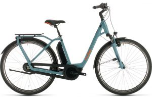 Велосипед Cube Town Hybrid Pro RT 400 (2020)