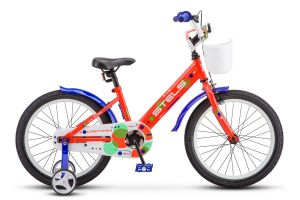 Велосипед Stels Captain 18 V010 (2020)