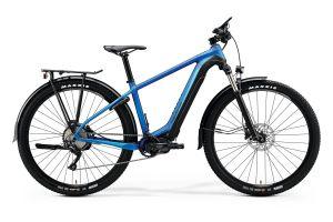 Велосипед Merida eBig.Nine 400 EQ (2020)