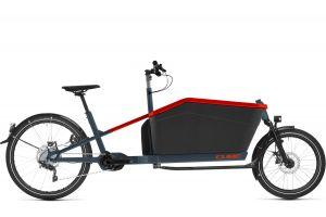 Велосипед Cube Cargo Sport Hybrid (2020)