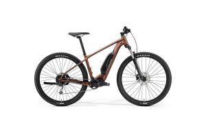 Велосипед Merida eBig.Nine 300 SE (2021)