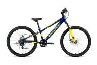 Подростковый велосипед  Forward Rise 24 2.0 Disc  (2021)