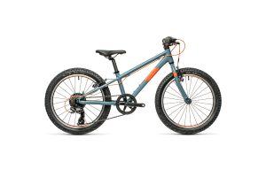 Велосипед CUBE ACID 200 20 (grey'n'orange) 2021
