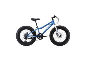 Велосипед Black One Monster 20 D синий/серебристый HD00000828 2020-2021