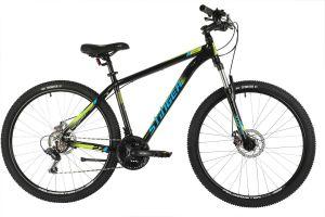 """Велосипед STINGER 27.5"""" ELEMENT EVO черный, алюминий, размер 16"""""""