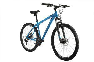 """Велосипед STINGER 27.5"""" ELEMENT EVO синий, алюминий, размер 18"""""""