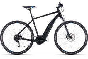 Велосипед Cube Cross Hybrid One 400 (2018)