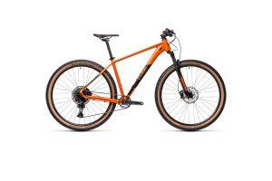 Велосипед CUBE ACID 29 (ginger'n'black) 2021
