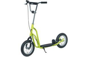 для детей Novatrack STAMP N1, ручной тормоз V-brake, дропаут, мягкая накладка на руле, лим