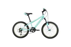 Велосипед Black One Ice Girl 20 салатовый/белый/розовый HQ-0003951 2020-2021