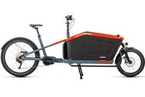 Велосипед Cube Cargo Sport Dual Hybrid (2021)